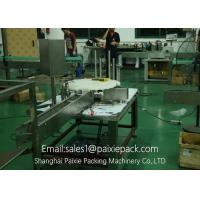 Quality SUS304 SUS316L Stainless Steel Industrial Filling Machine For E Liquid Bottling for sale
