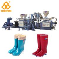 Quality Automatic Plastic Long boot Making Machine, Injection Moulding MachineFor Rain Boots Production for sale