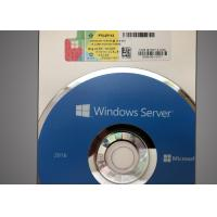 Quality DVD Windows Server 2016 16 Core , Server 2016 Standard Edition Microsoft Certified for sale
