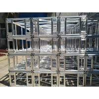 Quality Light Weight Stage Lighting Truss , Heavy Loading Aluminum Lighting Truss for sale