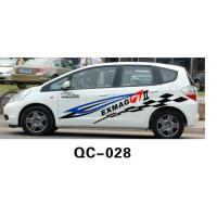 Best Car Body Sticker QC-028B / Car Respect PVC Full Body Sticker wholesale