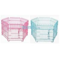 China Multiple Sizes Pet Cage Heavy Duty for Sale Cheap Metal Foldable Stainless Steel Dog Cage, Heavy Duty Collapsible Dog Ca on sale