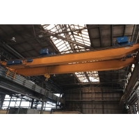 Quality Lifting Height 10m 20ton EOT Overhead Crane For Workshop for sale