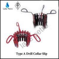 Quality API 7K Type A Drill Collar Slips for sale