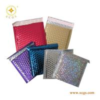 China Padded Foil Envelope Bubble/Standard Size Metallic Bubble Mailer/Custom Printed Foil Mail Bags on sale