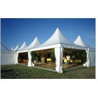 Quality 6m*6m Outdoor European style aluminium frame tent for sale for sale