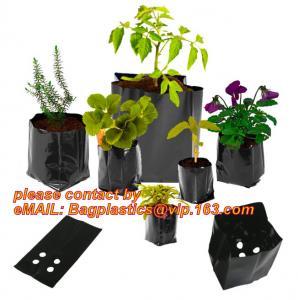Poly Planter, Grow Bag, garden bags, grow bags, hanging plant bags, planters, Plastic planting bags, pot, plant grow bag