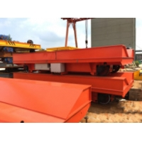 Quality Machinery Plant Electric Slab Trackless Transfer Trolley for sale
