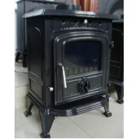 China 6kw black wood cast iron not boiler stoves on sale