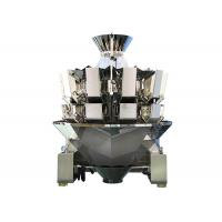 Quality Reliable 10 Heads Combination Weigher , 1.3L Hopper Leak Proof Multi Weigh for sale