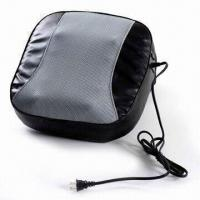 Quality Massager Cushion with Heating Function, Works for Lumbar, Back and More for sale