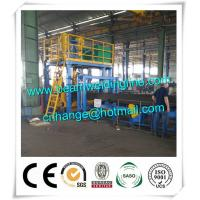 Quality H Beam Welding Line , Horizontal Welding Machine For H Beam for sale