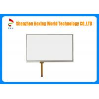 Quality High Sensitivity TFT Resistive Touchscreen FPC / ZIF Tail 5 V Working Voltage for sale