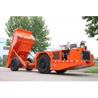 Quality Compact Underground Mining Dump Truck With a Carrying Capacity of 20 Tons for sale