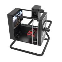 China 720 Degree VR Flight Simulator With Programming And Profiling Software on sale