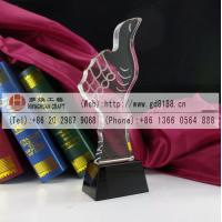 China supply China crystal trophy on sale