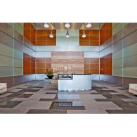 Quality Colored Metal Suspended Ceiling Tiles  For Indoor Passageway Fashion Style for sale