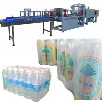 China China Manufacture PE Film Shrink Wrapping Machine from Young Chance Pack on sale