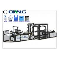 Quality ONL - C 700 Model Non Woven Bag Making Machine Without Loop Handle for sale
