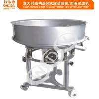 China Italian Structure Vibratory Screen Separator , Sieving Machine With Vibration For Paper Making Industry on sale