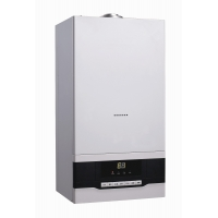 Quality Low-nitrogen Combustion Wall Hung Boiler for heating and hot water eco-friendly environment for sale