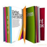 Quality Customize Perfect Binding Softcover Book Printing for sale