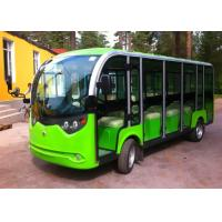 Buy cheap 14 Seats Electrical Shuttle Bus With Door from wholesalers