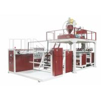 China 3800kg - 6000kg High Speed Air Bubble Film Machine HDPE / LDPE Material on sale