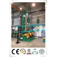 Quality Automatic H Beam Welding Line For Steel Construction Building , PEB Welding Machine for sale