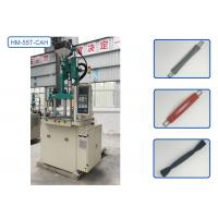 Quality 4 Cavities Mold Vertical Injection Molding Machine For Luggage Handle Replacement Kit Parts for sale
