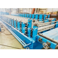 Quality Quick Change Double Layer Zinc Aluminum Roof Forming Machine for sale