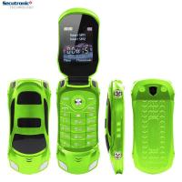 China Flip Basic Mobile Phones , GSM Simple Keypad Mobile Phone 1.8 Inch Screen Setro F15 on sale