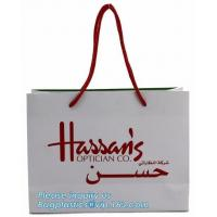 fashion design boutique shopping bagshihg quality luxury carrier bag/pp non