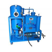 Quality Vacuum Lube Oil Purifier Machine to Clean Used Industrial Oil for sale