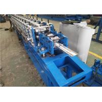 Quality High Performance Roller Shutter Door Roll Forming Machine For Galvanized Steel for sale