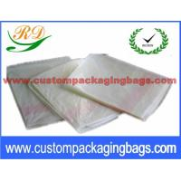 Quality PVA Offset Printing Colored Plastic Laundry Bags , Drawstring Plastic Bags for sale