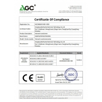Keyouda Electronic Technology Co.,ltd Certifications