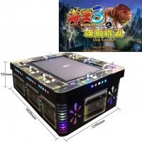 Quality 55 Inch 85 Inch Screen Ocean King 3 Fishing Game Machine for sale