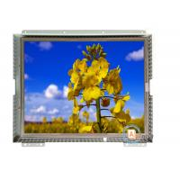 Quality TFT Resistive Touch monitor with VGA DVI  , 10.4 Open Frame Lcd Monitor for sale