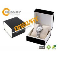 China High End Luxury Christmas Gift Paper Watch Box Environment Friendly on sale