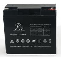 Buy cheap Absorbed Glass Mat Sealed Lead Acid Sealed Batteries 12V 20Ah from wholesalers
