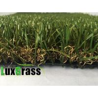 Quality 40 mm Height  Artificial Grass Soft Landscape Playground Backyard Garden for sale