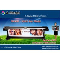 Best A-Starjet Large Format Double Sided Printer 1.8M for Flex Banner wholesale