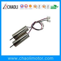 Quality Diameter 8.5mm Length 23mm Mini DC Motor CL-8523 With Connector For Toys And Electric Device for sale