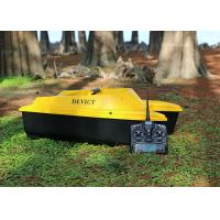 Quality Remote control bait boat  ABS engineering plastic carp fishing tackle for sale