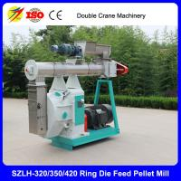 Quality Floating fish feed pellet making machine, fish feed machine price in bangladesh for sale