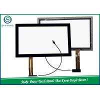 Quality Advertising Machine 21.5'' Capacitive Touch Screen Panel With 6H Surface Hardness for sale