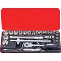 Quality Wrench & Socket Sets 25 pcs 1/2 for sale