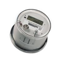 China Smart Single Phase Electric Meter Active Energy Measuring ANSI Kwh Meter on sale