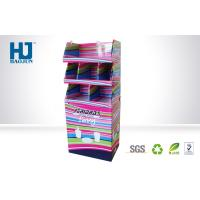 Quality Foldable Cardboard Pallet Full Color Display for sale